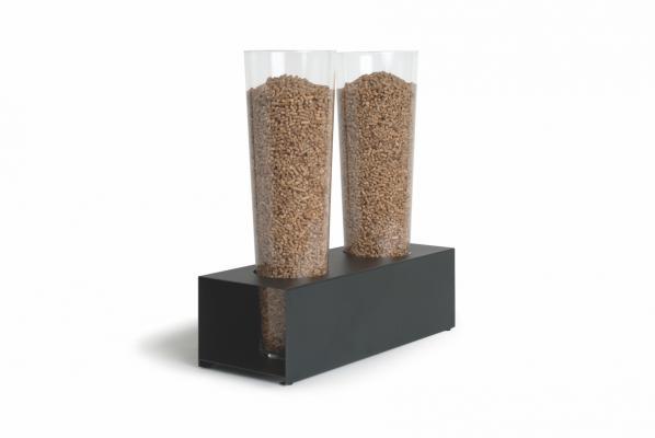 R servoir pellets kemp - Rangement pour pellets ...