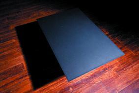 plaque de sol acier et inox kemp. Black Bedroom Furniture Sets. Home Design Ideas